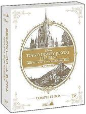Tokyo Disney Resort the best complete BOX DVD No cut version Japan New