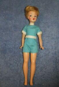 Vintage Brunette Ideal Tammy Doll