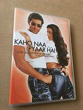 DVD Film - KAHO NAA PYAAR HAI - Liebe aus heiterem Himmel - Neu + OVP Bollywood