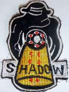 Patch - COMBAT SHADOW - MC-130 - SPECIAL OPERATIONS - USAF - Vietnam War - 2132