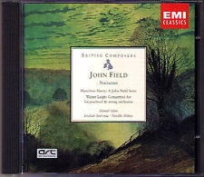 John FIELD Nocturnes WALTER LEIGH Harpsichord Concertino HARTY IRELAND CD ANDI