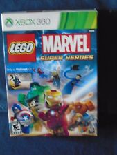 X-Box 360 Lego Marvel Super Heroes Walmart Exclusive Used Game Iron Patriot