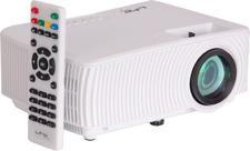 LTC VP1000-W KOMPAKTER LED VIDEOPROJEKTOR BEAMER WIFI MIRROR SCREEN USB HDMI TV