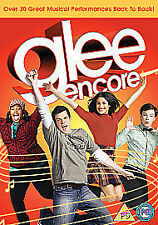 Glee Encore DVD R2 PAL - Over 30 Musical Performances Back to Back - Brand New