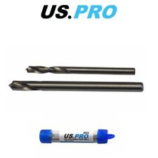 US Pro 2pc HSS Cobalt Spot Weld Drill Set 6 - 8 mm 2624