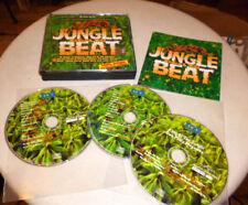 3xCD JUNGLE BEAT 1995 M-Beat Shy FX UK Apachi Roni Size Bounty Killer Leviticus