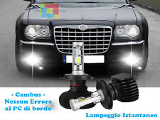 2x LAMPADE FENDINEBBIA LAMPEGGIO ISTANTANEO A LED CHRYSLER 300C CREE