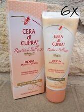 6x cera di Cupra rosa idratante anti arrugas anti Age días crema antienvejecimiento 75ml