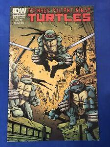 Teenage Mutant Ninja Turtles #1 HAPPY HALLOWEEN edition 2012 IDW NM TMNT