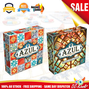 OZ AZUL Classic Origin / Stained Glass of Sintra Edition Family Party Board Game