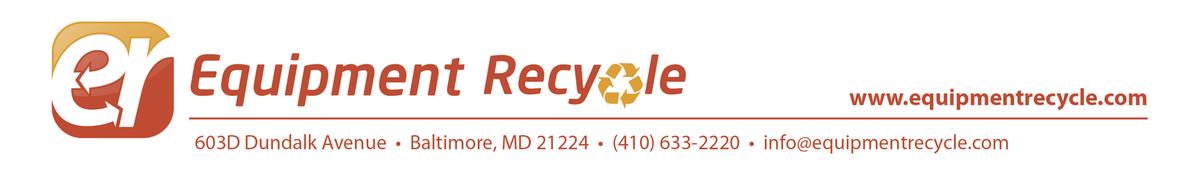 Equipment Recycle