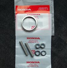 HONDA Z50 Exhaust Pipe Mount Kit Genuine OEM In Honda Packging