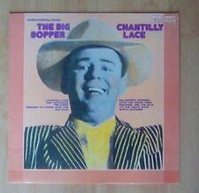 BIG BOPPER Vinyl LP Chantilly Lace, EX