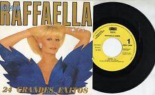 RAFFAELLA CARRA  disco 45 giri PROMO stampa SPAGNOLA Rumore MADE in SPAIN