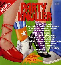 2 LP  Partyknüller mit vielen, lustigen Party-Tips