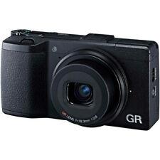 Ricoh GR II 16.2MP Digital Camera - (Black)