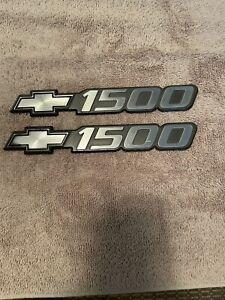 2002 chevrolet 1500 emblem for Silverado.