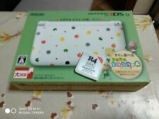 NINTENDO 3DS LL ANIMAL CROSSING LIMITED Edition Jap + R4 2019