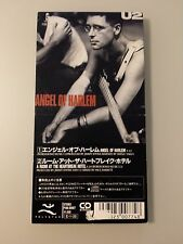 "U2- ANGEL OF HARLEM- CD SINGOLO 3""  PROMO JAPAN P10D-30003"