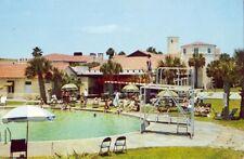 KING AND PRINCE HOTEL swimming pool and patio ST. SIMON'S ISLAND, GA