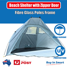 Beach Tent Shelter Shade changeroom UV Protect Fishing Hunting Outdoor Camping