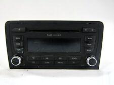 8P0035186P AUTORADIO AUDI A3 SPORTBACK 2.0 125KW 5P D AUT (2008) RICAMBIO USATO
