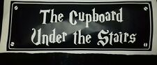 Harry Potter Inspired Vinyl Wall Sticker - The Cupboard Under the Stairs