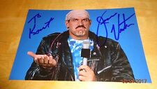 Jesse Ventura Signed Picture Autographed With COA Conspiracy Theory Governor
