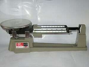 Ohaus 80000012 Triple Beam Mechanical Balance with Stainless Steel Plate 610g...