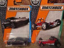 Matchbox 08 Lotus Evora & Dune Chaser