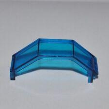 LEGO Dark Blue Trans SPACE WINDOW #2466 classic