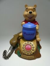 Disney Winnie The Pooh & Piglet Animated Talking Telephone