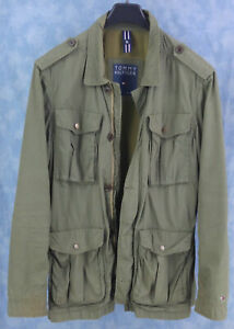Tommy Hilfiger New York - Herren Fieldjacket Gr. XL – Jacke / Parka / Military