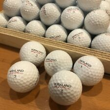 100 Kirkland Signature Performance+ in 5A Mint Condition!  Used Golf Balls