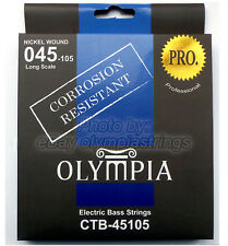 Olympia CTB45105 *** Bass Guitar String Set *** Nickel Wound Corrosion Resistant