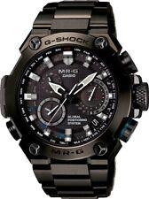 *BRAND NEW* Casio G-Shock MR-G GPS Atomic Solar Hybrid  Watch MRGG1000B-1A