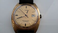 Vintage TIMEX Water resistant,automatic gents watch.1975