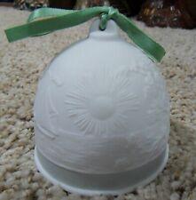 Lladro Collectors Society Porcelain Summer Bell #7614 Original Box Retired