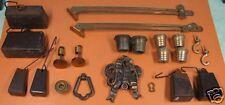 bronze d' ameublement ancien et divers poids, compas, boutons...., réf A11/09/16