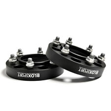 (2x 30mm ) Forged Aircraft Wheel Spacers Adapters for Toyota Tacoma,Pickup