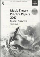 ABRSM Music Theory Practice Papers Model Answers 2017 Grade 5 to Past Music Exam
