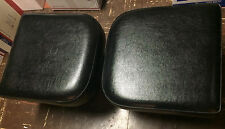 NICE!  MoPar 1973 '73  Dodge Truck Club Cab Rear Jump Seats BLACK