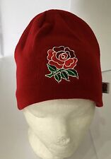 ENGLAND RUGBY 7'S ACRYLIC BEANIE BY CANTERBURY SIZE ADULTS BRAND NEW WITH TAGS