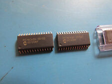 PIC16C63A-20/SO Microchip Technology GUARANTEED FACTORY NEW 28pin (2 Pieces) USA