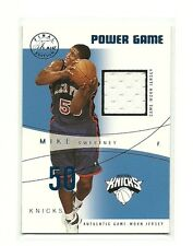 2003-04 Flair  MIKE SWEETNEY  Power Game  031/250
