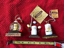 3 S'mores Original Holiday Decorations