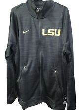 Nike LSU Mens Dry Fit Jacket XL