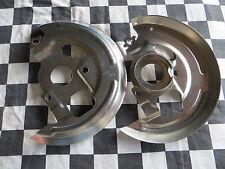 Disc Brake Backing Plates for 67 68 69 Camaro Firebird 68 69 70 71 72 73 Nova
