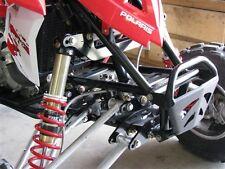 Polaris Outlaw 450 , 500 & 525 A-arms & Shocks ATV Front Widening Kit +6