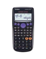 CASIO FX-82 ES FX82 PLUS BK - Calculadora científica, 80 x 162 x 13.8 mm, negro